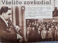 Albín Berky starší, dobová reprodukcia z čias Slovenského štátu. Zdroj neznámy.