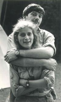 Petr a Věra Náhlíkovi (r. 1984)