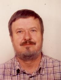 Miroslav Klán, manžel Sylvie Klánové (kolem r. 2005)