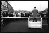 From the cycle of Jaroslav Bárta: Celebratory opening, 1987