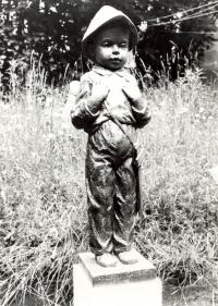 Poslední voják světa o výšce 110 cm (r. 1973)