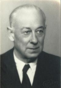 Karel Dobruský tchán