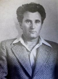 Profilové foto Vladimíra Bílíka, blíže nedatováno