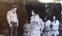1968 - pamětník v divadelní hře Toman a lesní panna
