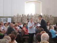 Sylvia Klánová vzpomíná na maminku v Mariánské Týnici