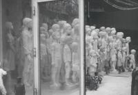 Pohled do ateliéru (r. 1990)
