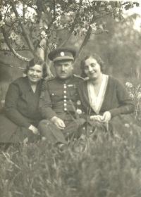 Generál Dostál zastřelený nacisty