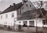 Dům a kovárna rodiny Schreiberovy ve Vranové Lhotě