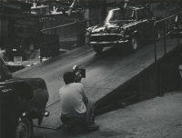 witness at work in 1964