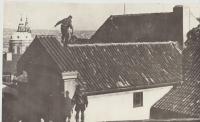Pražské povstání - Malá Strana
