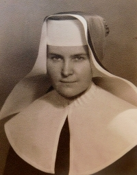 Sestra Anna Schreiberová v Kongregaci Milosrdných sester sv. Karla Boromejského