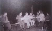 Woodcrafterské setkání