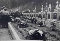 Hroby padlých na Salaši