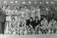 1974 Plzeň, zápas Českého poháru za Slavii