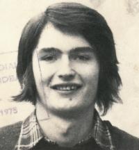 1975 karta z akademického mistrovství světa v Rumunsku