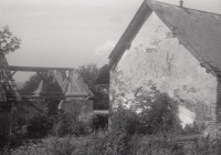 Former house and piggery in Horni Polzice