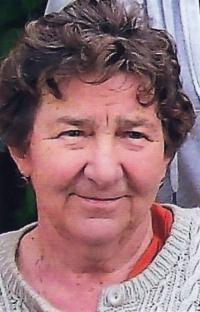 Wife Anna, born Kubíková