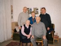 The Wanka family - Mrs. Julia and her relatives