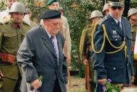 Odhalení památníku J. Gayera v Hradci Králové 10. 6. 2018 I.