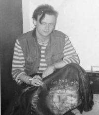 Rok 1988, Praha, Václav Žufan