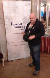 Rok 2018, Praha, Václav Žufan