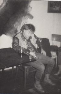 Rok 1988, Osvračím, Václav Žufan