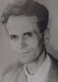 Pamětníkův otec Bohuslav (1903-1957)