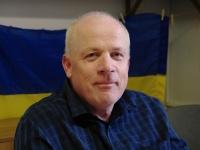 Evžen Adámek v roce 2019