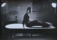 Hana Galisová na pracovišti Oldřicha Kučery, oddělení soudního lékařství Fakultní nemocnice Olomouc