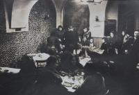 Hospoda U Musea v Olomouci byla centrem undergroundové kultury