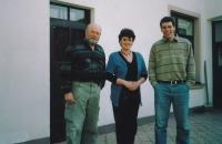 Pavel, Matěj, Jitka Dobrovolní, cca rok 2005
