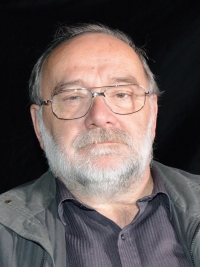 Jindřich Suchánek on a picture from the year 2019
