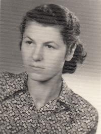 Miloslava Medová, 1955