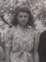 Miloslava Medová, jaro 1946