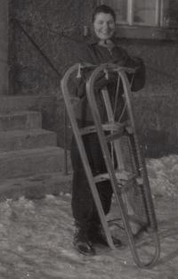 Miloslava Medová, konec 50. let