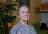Miloslava Medová, květen 2019