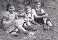 Němečtí kamarádi ze vsi, 1939