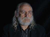 Oldřich Kučera na portrétní fotografii z roku 2019