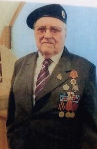 Václav Čeřovský se všemi vyznamenáními 2010