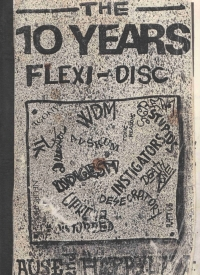 10 YEARS FLEXI - DISC