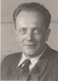Otec Rudolf Vavřena