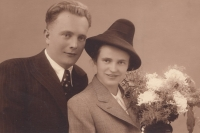 Rodiče Rudolf a Helena Vavřenovi