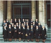 Řím, svatořečení Anežky České, 13. listopadu 1989