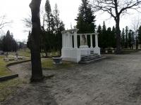 Na okraji městečka Žagaň (Sagan) je zdejší vojenský hřbitov s několika sekcemi včetně těch, které se věnují padlým v první světové válce a vojákům různých národností, kteří zahynuli v tomto období.