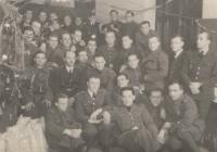 První vojenské Vánoce ve službě pro vlast