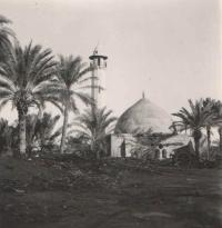 Malá mešita v Jerichu