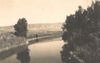 Biblická řeka Jordán