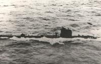 Ponorka zblízka