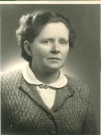 Maminka Adolfa Černého