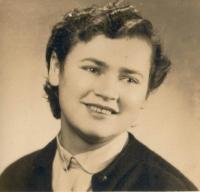 Stanislava Jägerová, a portrait